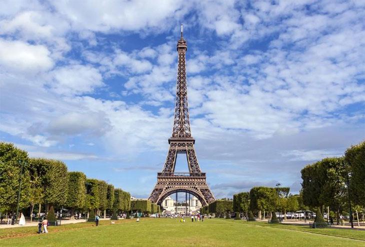 Главные достопримечательности Франции
