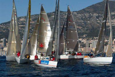 Парусный спорт в Монако