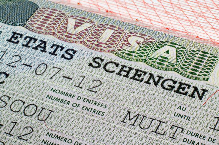 получение шенгенской визы - как получить