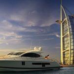 Яхты в Дубае